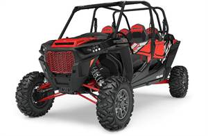 RZR XP® 4 Turbo DYNAMIX™ Edition