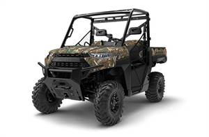 RANGER XP® 1000 EPS - Polaris Pursuit® Camo