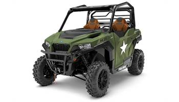 2018 POLARIS GENERAL 1000 EPS LE MATTE SAGEBRUSH GREEN