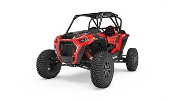 2018 RZR XP® Turbo S - Indy Red
