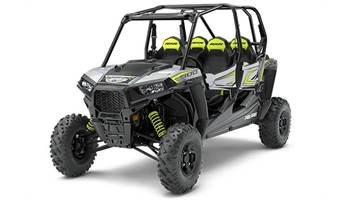 2018 RZR® S4 900 EPS - Ghost Gray