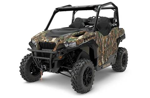2018 Polaris GENERAL™ 1000 EPS Hunter Edition - Polaris Pursuit® Camo