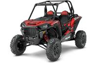 2018 Polaris Industries RZR XP® Turbo EPS FOX Edition - Matte Sunset Red