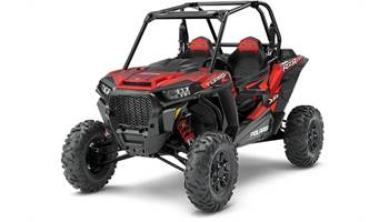 2018 RZR XP® Turbo EPS FOX Edition - Matte Sunset Red