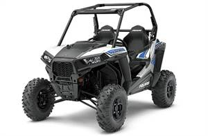 RZR® S 900 - In-Mold White Lightning