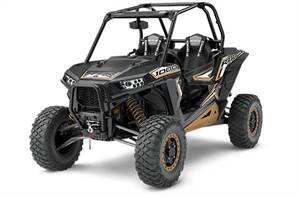 RZR XP® 1000 EPS Trails and Rocks Edition - Gold Matte Metallic