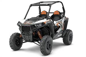 RZR® S 1000 EPS - White Lightning