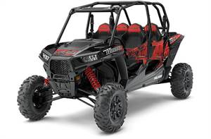 RZR XP® 4 1000 EPS - Black Pearl