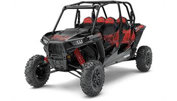 2018 RZR XP® 4 1000 EPS - Black Pearl