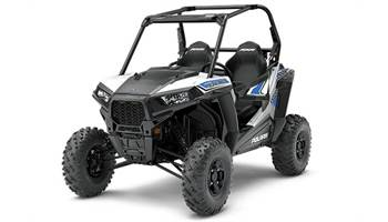 2018 RZR S 900 IN-MOLD WHITE LIGHTNING
