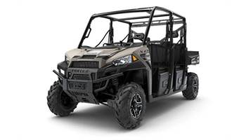 2018 RANGER CREW XP 1000 EPS - Suede Metallic