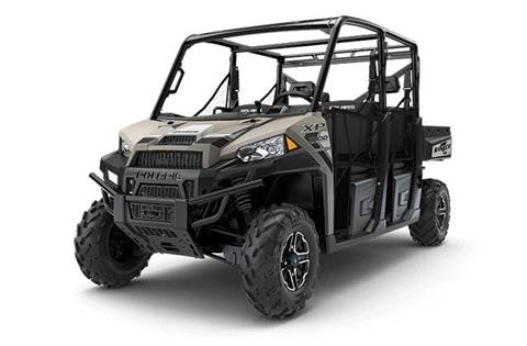 2018 RANGER CREW® XP 1000 EPS - Suede Metallic