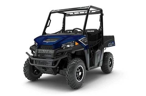 2018 RANGER® 570 EPS - Navy Blue Metallic