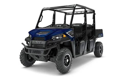2018 RANGER CREW® 570-4 EPS - Navy Blue Metallic