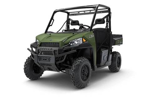 2018 RANGER® XP 900 EPS - Sage Green