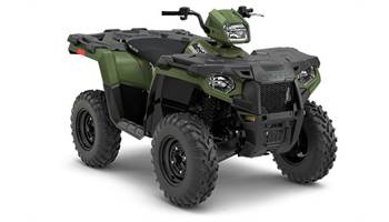2018 Sportsman® 450 H.O. - Sage Green