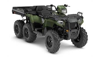 2018 Sportsman® 6X6 570 - Sage Green