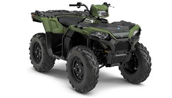 2018 Sportsman® 850 - Sage Green