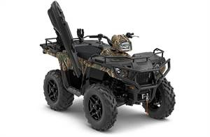 Sportsman® 570 SP Hunter Edition - Polaris Pursuit® Camo