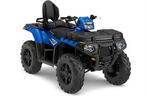 Sportsman® Touring 850 SP - Radar Blue
