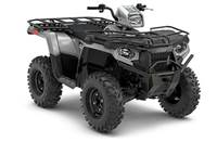 2018 Polaris Industries Sportsman® 570 EPS Utility Edition - Ghost Gray