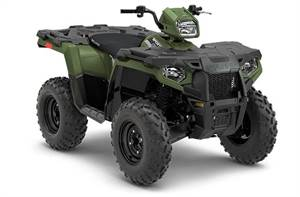 Sportsman® 570 EPS - Sage Green