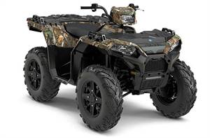 Sportsman® 850 SP - Polaris Pursuit® Camo