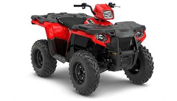 2018 Sportsman® 570 - Indy Red