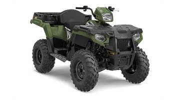 2018 Sportsman X2 570 - Sage  Green