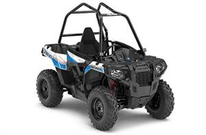 Polaris ACE® 570 EPS - White Lightning