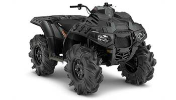 2018 Sportsman® 850 High Lifter Edition - Cruiser Black