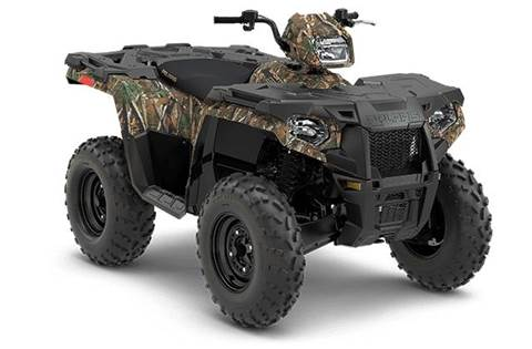 2018 Sportsman® 570 - Polaris Pursuit® Camo