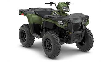 2018 Sportsman® 570 - Sage Green