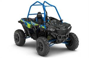 Polaris ACE® 900 XC - Velocity Blue