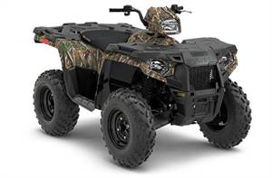 Sportsman® 570 - Polaris Pursuit® Camo