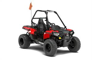 Polaris ACE® 150 EFI - Indy Red