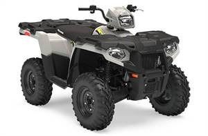Sportsman® 450 H.O. EPS - Ghost Gray
