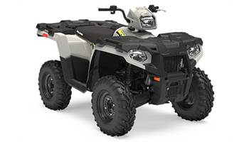 2018 Sportsman® 450 H.O. EPS - Ghost Gray