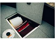 Stock Image: Bow Storage Compartment