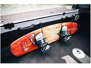 Stock Image: Wakeboard Storage