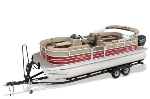 2018 Party Barge 22 XP3