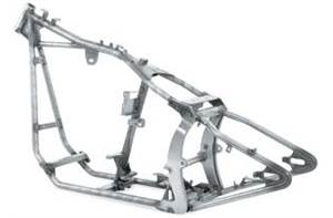 "180/200 SOFTAIL-STYLE FRAME 1-1/4"" TUBING"