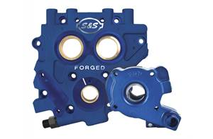TC3 Oil Pump Kit