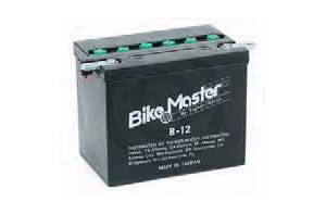 BIKEMASTER BATTERIES