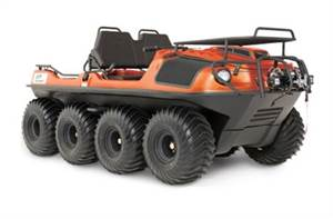 NEW Argo Avenger 8x8 ST Limited Edition - SAVE $6,000.00 - FREE WINDSHIELD & SOFT CAB!!