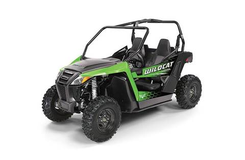 2018 Wildcat™ Trail