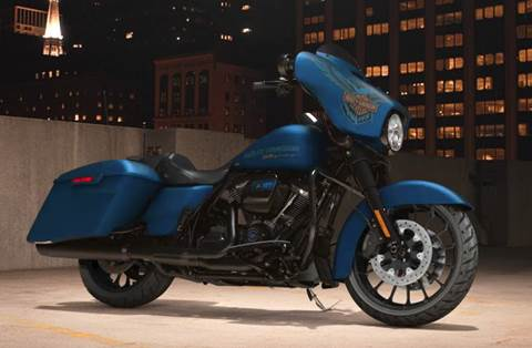 2018 Street Glide® Special - Anniversary Color Option