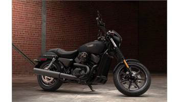 2018 Harley-Davidson Street® 750 - Color Option