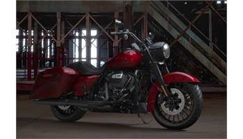 2018 Road King® Special - Hard Candy Custom Option