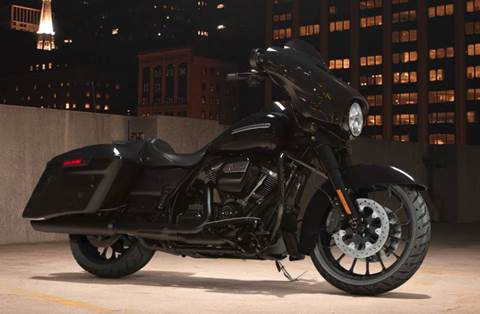 2018 Street Glide® Special - Vivid Black Option